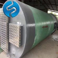 组装式一体化预制泵站 自动化预支泵站