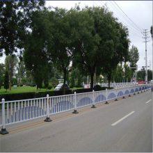 河南市政护栏 交通隔离防护栏 优盾市政道路格栅 厂家***