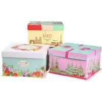 点心包装 喜糖纸盒子 礼品特产包装盒子 手提蛋糕包装纸盒子