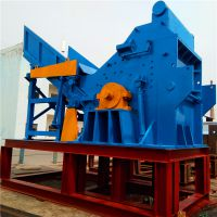 专业废钢粉碎机 2000型废钢破碎机生产线多少钱一套
