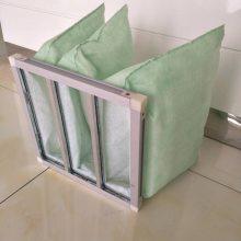 工业空气过滤器厂家供应初效袋式过滤器 初效袋式过滤器 无纺布袋式过滤器 可水洗袋式过滤器
