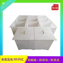 定制PP水箱、PP水槽、PP水箱生产厂家