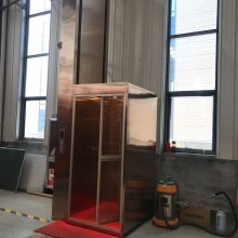 6up传奇扑克 家用电梯规格尺寸 小型别墅电梯 电动液压载客升降机 厂家定制