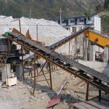 青石山石子破石设备 用于石头等矿石破碎设备 移动打沙机
