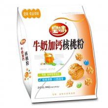 上海首恒给袋式蛋糕粉填充灌装机、奶茶粉填充包装机、各种营养粉包装机