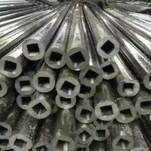 山东聊城厂家定做各种精密异型钢管 加工机械配件专用异型管 来图纸加工