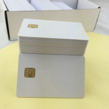 双面覆膜16Kbit容量AT88SC1616芯片加密存储智能卡 接触式IC卡