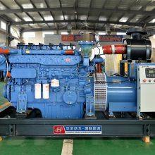 潍坊450千瓦发电机组增压后使机械负载和热负载