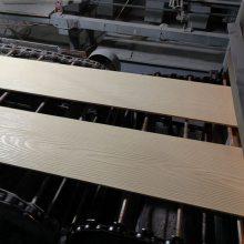 河北仿木纹水泥板厂家供应 诺德外墙木纹挂板
