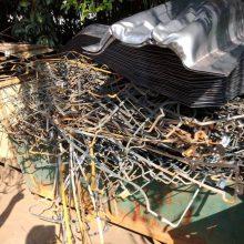 上海大量回收工地工程拆除后废钢废铁废金属回收业务包括拆除