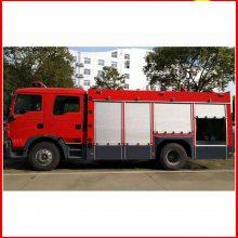 山区用四驱消防车凯马3吨越野消防车价钱