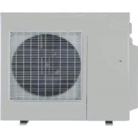 艾辉特一拖二空气源热泵热风机小型暖风机家用地暖