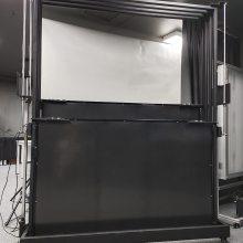 3nh电动型四倍chart测试卡背板支架T1422-4D 垂直图卡切换设备