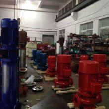 扬程120米流量30L/S喷淋泵厂家XBD12.0/30G-L 消火栓泵 增压稳压设备