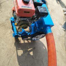 软管可弯曲装包用上料机 双驱水稻装车抽送机