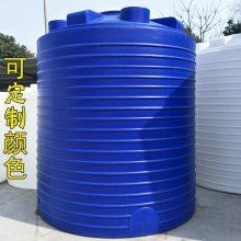 20吨液碱储罐 20立方氢氧化钠溶液储罐 液体碱储存罐