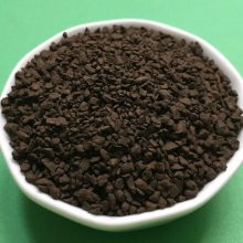 锰砂滤料 绿泉 复合型锰砂滤料 除铁除锰天然锰砂滤料