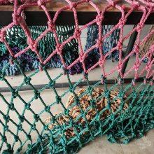 攀爬网尼龙网防坠网供应厂家