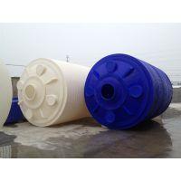 厂家直供耐酸碱6吨塑料水箱 食品级聚乙烯立式塑胶屋顶水塔
