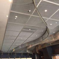 厂家定制拉网铝单板幕墙-铝拉网板吊顶厂家