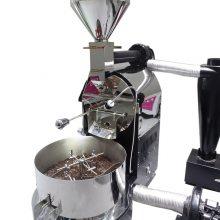 12公斤东亿咖啡烘焙机 东亿中型咖啡烘焙机 工厂咖啡烘焙机专用型号 南阳东亿