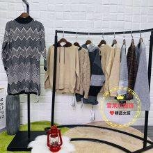 品牌女装宝姿毛衣女装2019冬款女装品牌折扣店广州雪莱尔一手货源新款组货包