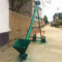新沂市化工粉提升机 304不锈钢管式提升机 小麦装车螺旋提升机