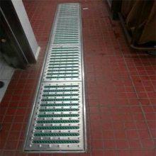 南通市浴室水池沟盖板 超市下水沟沟盖板尺寸 迅鹰不锈钢304格栅板