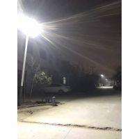 辽宁营口 鸿泰供应50W太阳能锂电路灯 7米太阳能庭院灯价格