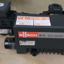 BUSCH旋片式真空泵_型号RA0040F_胶压机真空泵