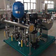 无负压稳流供水设备/无负压供水机组/无负压变频泵/一体化变频水泵