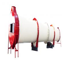 木屑烘干机厂家 滚筒烘干机价格合理 运行稳定