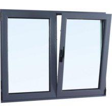 65系断桥铝系统开平窗防风保温卧室床阳台封窗隔音效果好