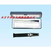 中西乳化液浓度检测仪/乳化液浓度计/手持式折光仪 型号:TSK5-WYT-15库号:M389668