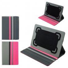 厂家定制 7寸常规皮套 8寸9寸10平板电脑保护套 四角拉钩硅胶超薄支架