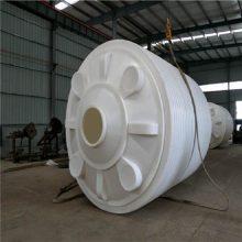 5吨塑料水箱 10T塑料圆柱形水箱 5吨配储罐加工定制
