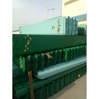 路边波形护栏板防撞护栏镀锌波形护栏板 高速公路护栏板 波形护栏板波形锌钢护栏 实体生产厂家