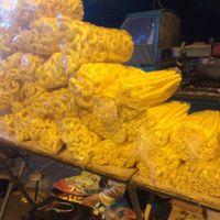 食品加工设备 生产小型膨化机 玉米大米空心棒膨化机