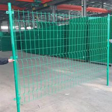 园林 河道防护网 浸塑牧场围栏钢丝网片 三河圈坑网围栏