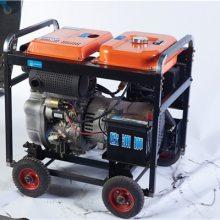7.0焊条300A柴油发电电焊一体机