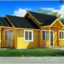 金柏胜-质量可靠(图)-木制房屋制造-河源木制房屋