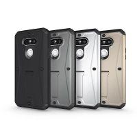 LG G5 三防手机壳硅胶全包边保护套  LG G5防摔软支架外壳