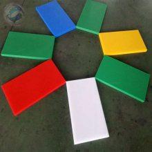 厂家直销绿色超高分子量聚乙烯板 高分子抗静电耐磨板 码头用高分子PE防撞护舷板