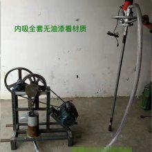 小型农用电动打井机 家庭灌溉水井钻机 农村空调水井钻机