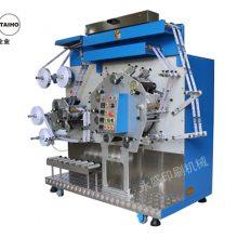 织带印刷机器 商标印带机器 印商标机器 可定制非标-永盛机械