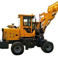 面向全国批发四驱柴油小型装载机 建筑工程专用铲车 推土机 规格齐全