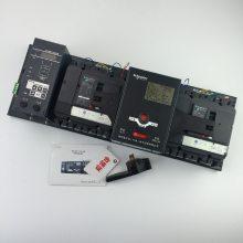 WATSNB-250/3P双电源切换开关面板式B型控制器+面板式控制器二次连接电缆