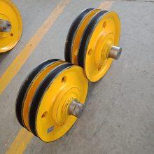 销售 _ 吊钩抓斗用滑轮组 _ 10T铸钢热轧滑轮组 _ 工厂起吊滑轮组