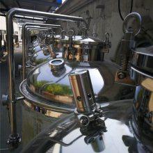 鹤壁现酿啤酒机一套多少钱
