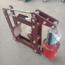 液压制动器如何制动 _ 起重机/卷扬机抱闸刹车制动器